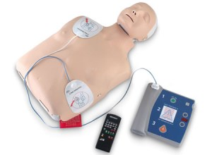 AEDs are simple to operate.